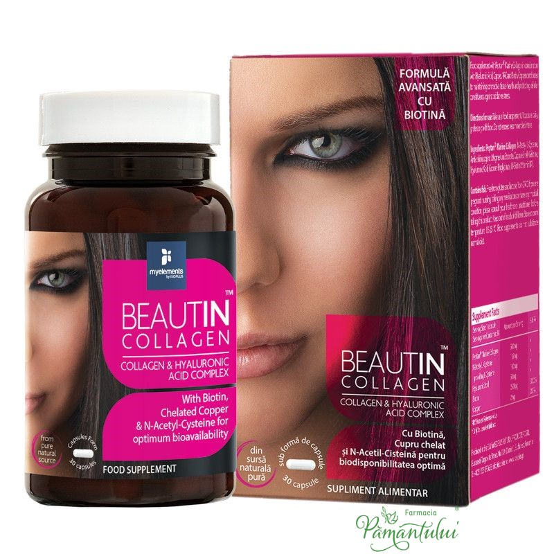 Hyaluronic Acid with Collagen Complex ( mg) – 60 capsule